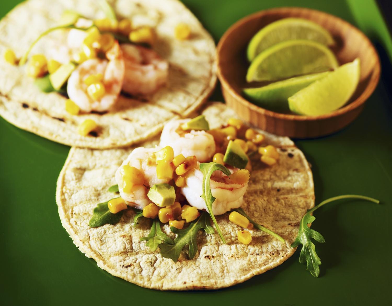 Tortillas w avo and corn salsa.jpg