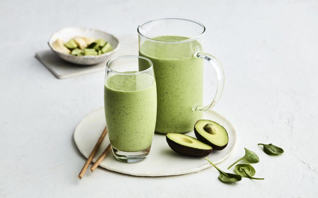 Avo green smoothie