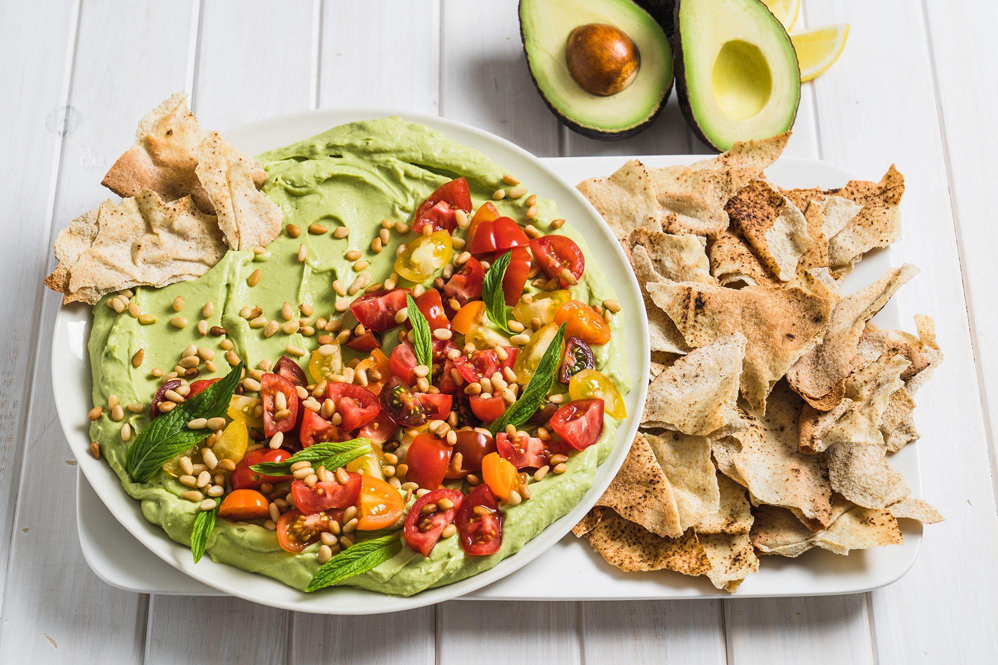 The Ultimate Avocado Entertaining Platter