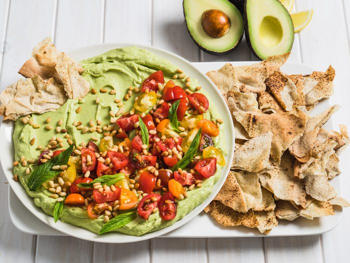 The Ultimate Avocado Entertaining Platter